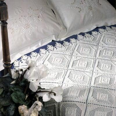 Laila's sengeteppe - Hi 0506