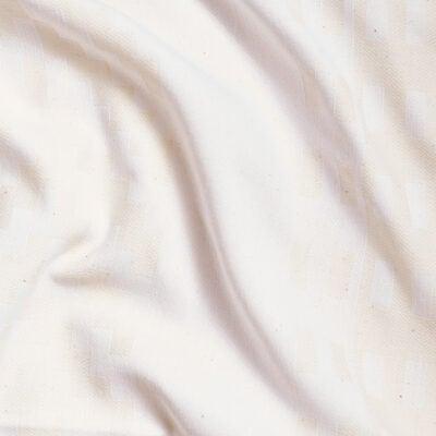 Solberg Weave duk - hvit