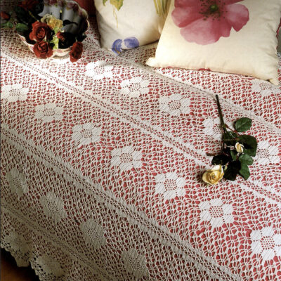 Johannes' sengeteppe - Hi 0102
