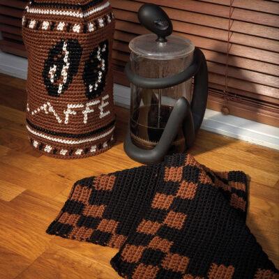 Kaffevarmer og grytekluter - Hi 0907