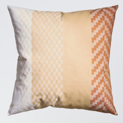 Solberg Weave pute - gul